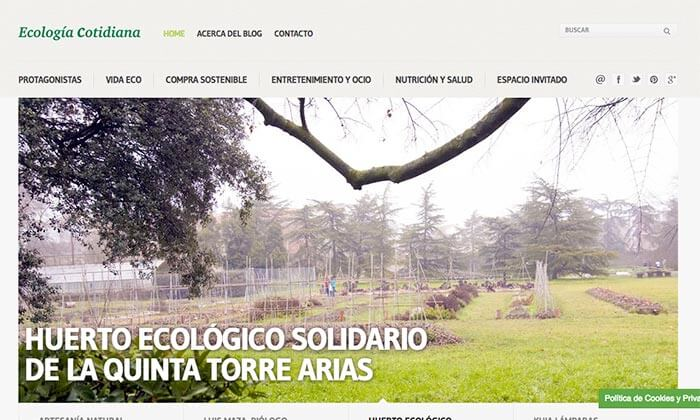 Ecología Cotidiana