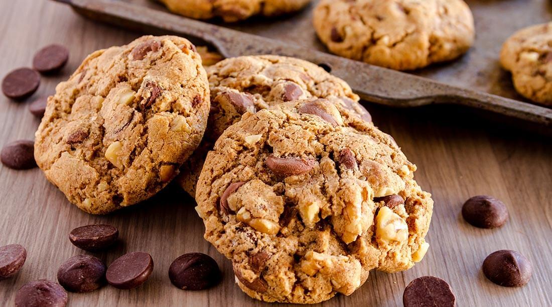 ¿Amoniaco en las galletas?