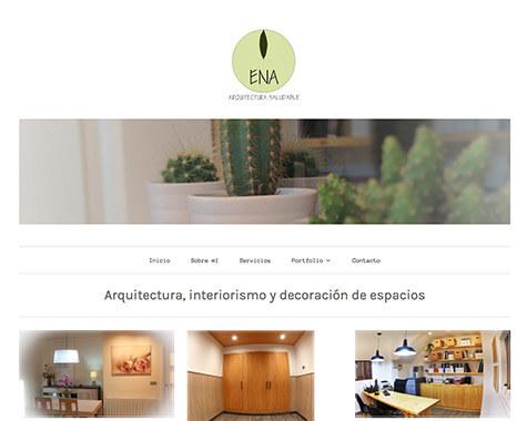ENA, arquitectura saludable