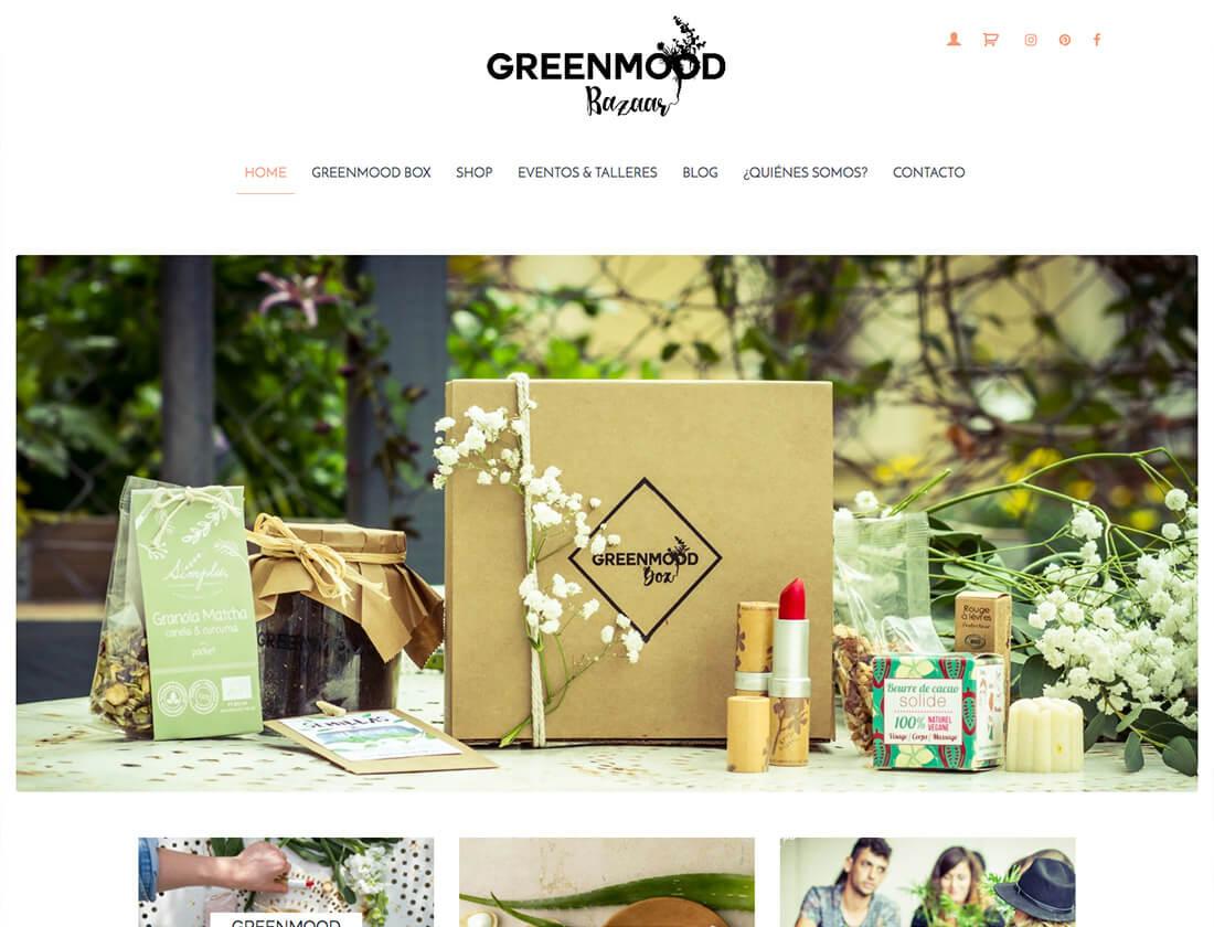 GreenMood Bazaar