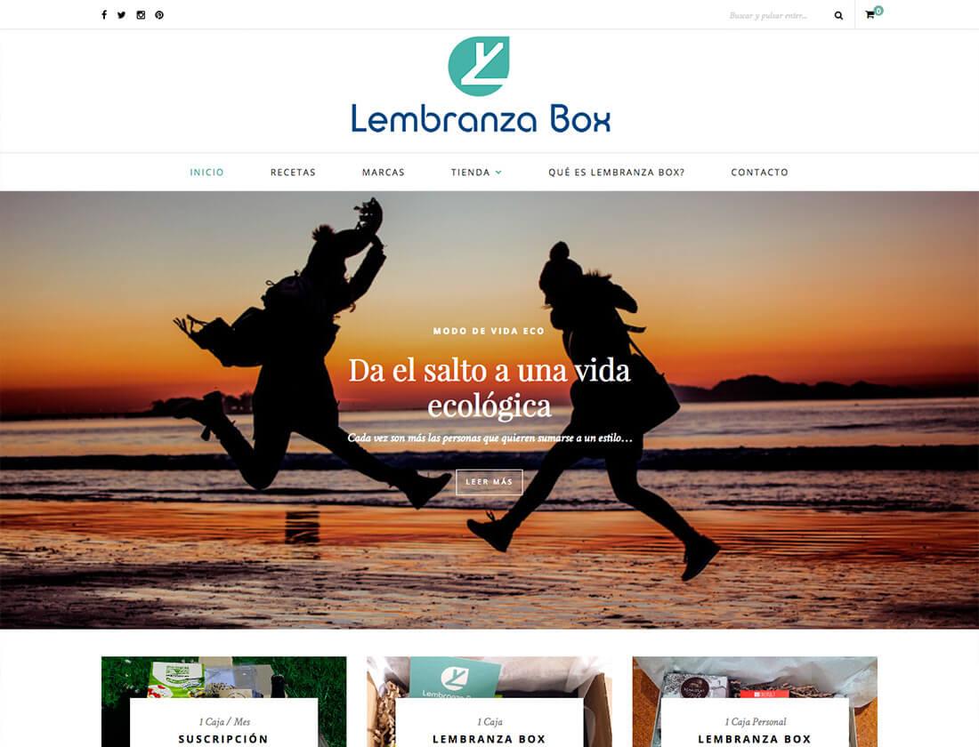 Lembranza Box