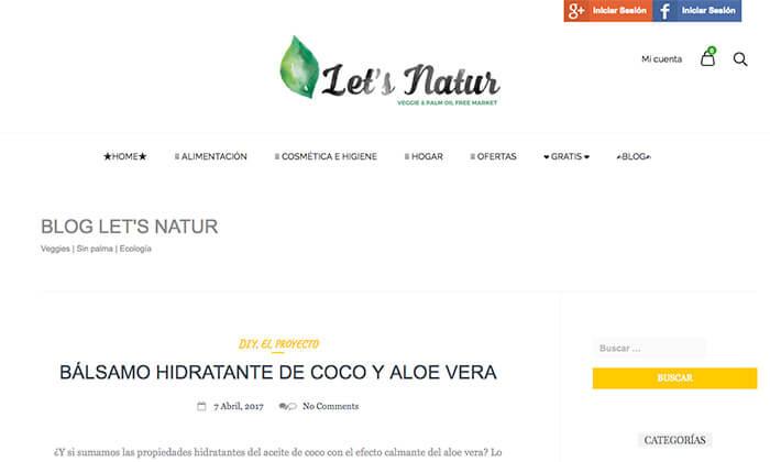 Let's Natur